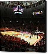 Illinois Fighting Illini Assembly Hall Canvas Print by Replay Photos