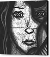 Illumination Of Self Canvas Print