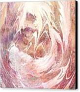 Immanuel Canvas Print by Rachel Christine Nowicki