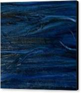 Immense Blue Canvas Print