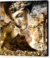Immortality   Part Two... Canvas Print by Anastasios Aretos