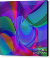 Impassioned Canvas Print by ME Kozdron