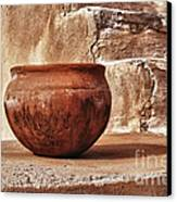 In Another Life Canvas Print by Sandra Bronstein