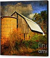 In The Gloaming Canvas Print by Lois Bryan