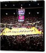 Indiana Hoosiers Assembly Hall Canvas Print by Replay Photos