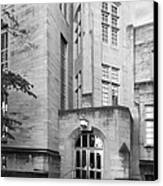Indiana University Bryan Hall Canvas Print by University Icons