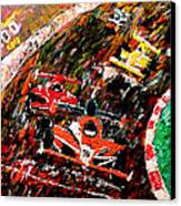 Indy 500  Canvas Print