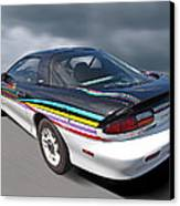 Indy 500 Pace Car 1993 - Camaro Z28 Canvas Print by Gill Billington