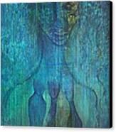 Inner Guidance Canvas Print by Indigo Carlton
