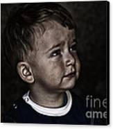 Innocent Canvas Print by Zafer GUDER