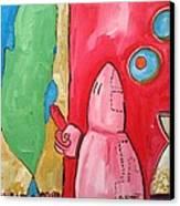 Intro Canvas Print by Marwan  Khayat