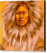 Inuit Woman Canvas Print
