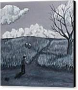 Inviolate Canvas Print by Patrick Kelly