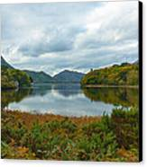 Irish Lake Canvas Print by Pro Shutterblade