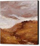Irish Landscape I Canvas Print by John Silver