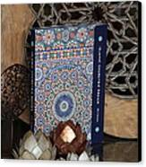 Islamic Geometric Design - Book By Eric Broug Canvas Print by Murtaza Humayun Saeed