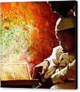 Islamic Painting 011 Canvas Print
