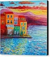 Italian Dream Canvas Print