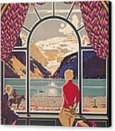 Italy, Veneto, Treviso, Treviso, L Canvas Print by Everett