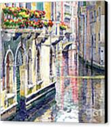 Italy Venice Midday Canvas Print