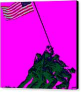 Iwo Jima 20130210 Canvas Print by Wingsdomain Art and Photography