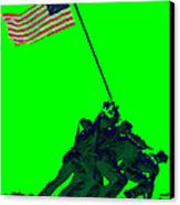 Iwo Jima 20130210p180 Canvas Print by Wingsdomain Art and Photography