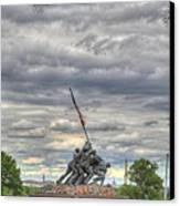 Iwo Jima Memorial - Washington Dc - 01131 Canvas Print