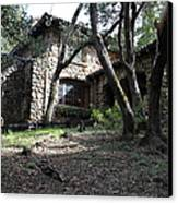 Jack London House Of Happy Walls 5d21962 Canvas Print by Wingsdomain Art and Photography