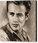James Dean Canvas Print by Viola El