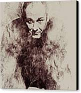 James Gandolfini Canvas Print by Jarno Lahti