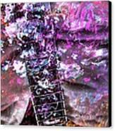 Jammin Out Digital Guitar Art By Steven Langston Canvas Print