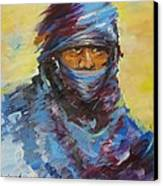 Janjaweed 3 Canvas Print by Negoud Dahab
