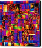 Jazz Canvas Print by Coal