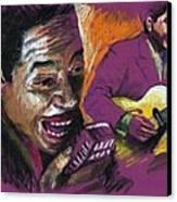 Jazz Songer Canvas Print