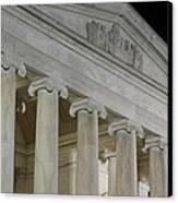 Jefferson Memorial - Washington Dc - 01131 Canvas Print