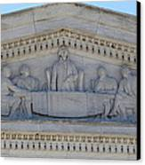 Jefferson Memorial - Washington Dc - 01133 Canvas Print