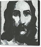 Jesus Christ Canvas Print by Terence Leano
