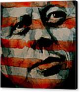 JFK Canvas Print by Paul Lovering
