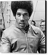 Jim Kelly Canvas Print by Silver Screen