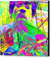 Jimi Hendrix 20130613 Canvas Print by Wingsdomain Art and Photography