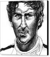 Jochen Rindt Canvas Print