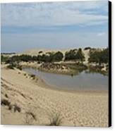 Jockey's Ridge 3 Canvas Print