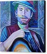 John Butler Canvas Print by Joshua Morton