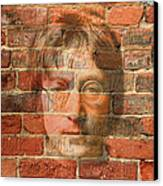 John Lennon 2 Canvas Print by Andrew Fare