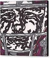 Johnny Manziel 16 Canvas Print