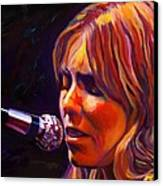 Joni Mitchell..legend Canvas Print