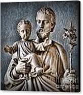 Joseph Of Nazareth Canvas Print