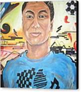 Josias 1991-2012 Canvas Print by Erik Franco