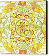 Joy Canvas Print by Teal Eye  Print Store