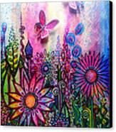 Jubilant Canvas Print by Robin Mead